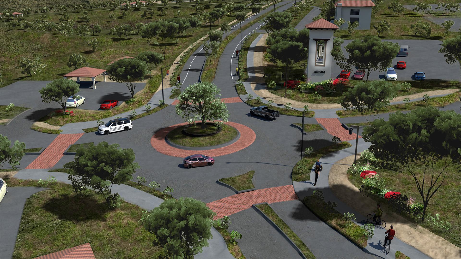 Adara Roundabout