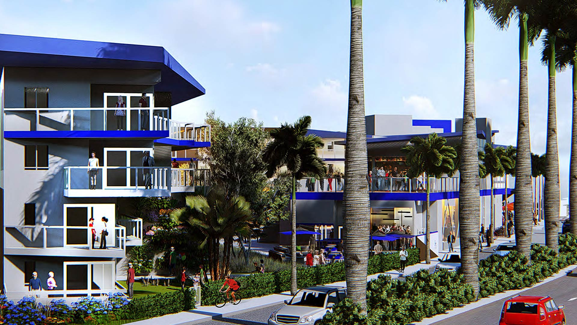 Blue Wave Enterprises Hospitality
