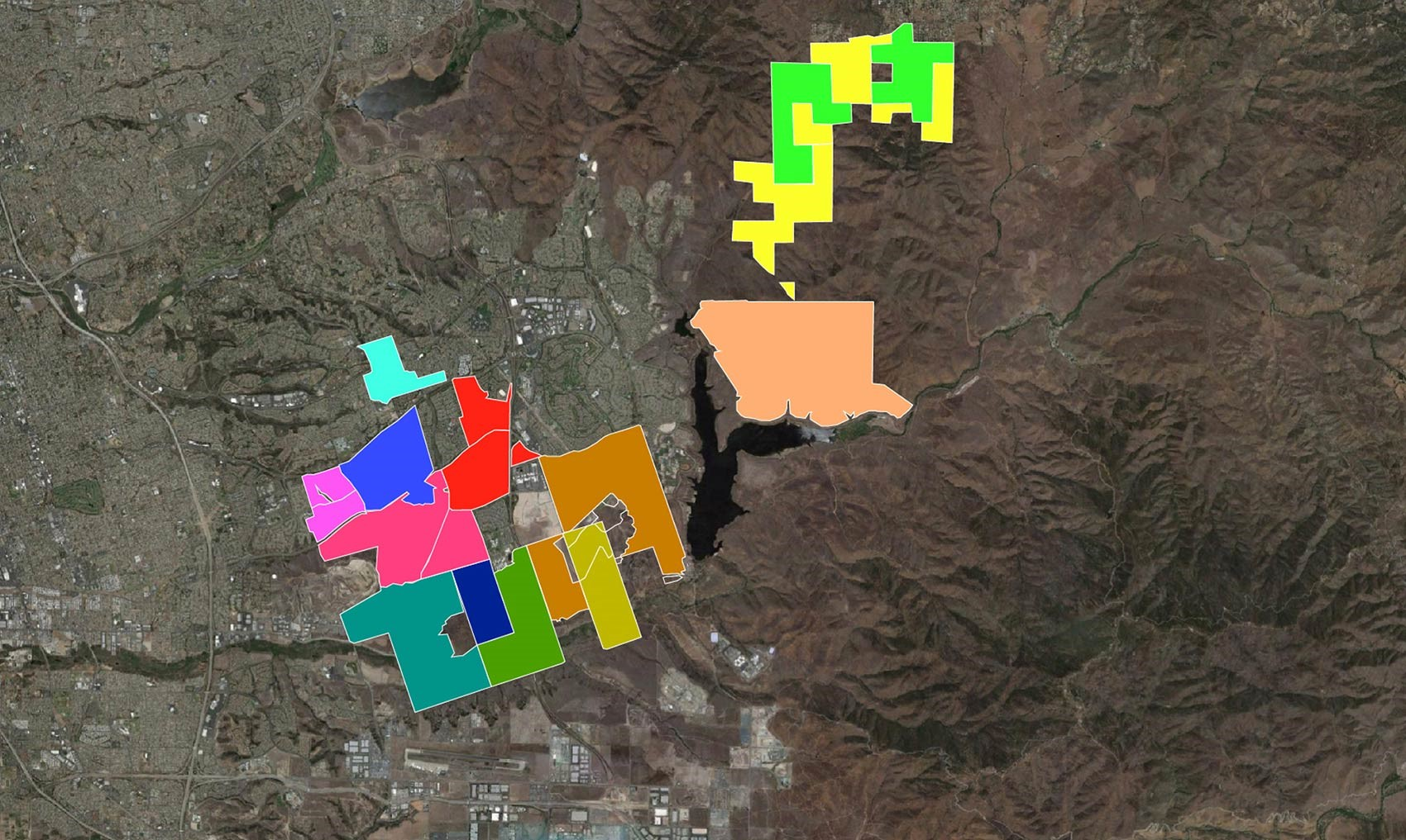 Otay Ranch Villages Master Plan